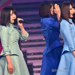 渡邉美穂、小坂菜緒/「けやき坂46 ひらがなくりすます2018」(C)モデルプレス