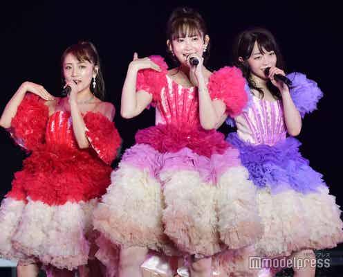 峯岸みなみ卒コン、小嶋陽菜&高橋みなみ登場で3曲披露「ノースリーブスは解散しない」