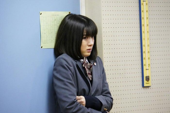 永野芽郁/「3年A組 ―今から皆さんは、人質です―」第3話より(C)日本テレビ