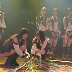 小嶋真子、倉野尾成美/ AKB48込山チームK「RESET」公演(C)モデルプレス
