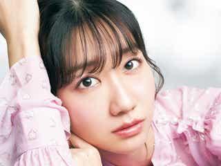 AKB48柏木由紀、透明感溢れる瞳にドキッ アイドルの美意識とは