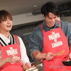 GENERATIONS片寄涼太&鈴木伸之の手作りオムライスに「こりゃダメだね」 王子たちが料理対決 <PRINCE OF LEGEND>