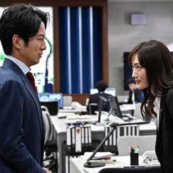 溝端淳平、綾瀬はるか「天国と地獄 ~サイコな2人~」第3話より(C)TBS