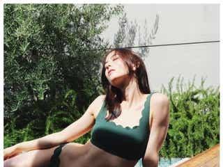 テラハ美女ローレン・サイのビキニ姿が圧巻「こんな綺麗なくびれ見たことない」