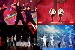 BoA・東方神起・SUPER JUNIOR・SHINee・EXOら総出演「SMTOWN LIVE」に会場熱狂 豪華ソロステージも続々