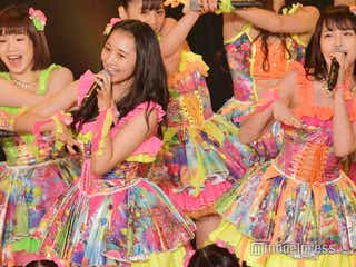 NMB48山本彩加、山本彩卒業で頼もしく宣言 若手メンバーで熱狂ライブ「TOKYO IDOL FESTIVAL 2018」<写真特集/セットリスト>