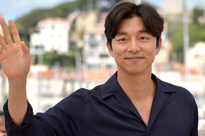 コン・ユ(Photo by Getty Images)
