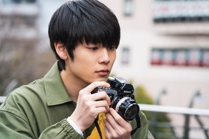 萩原利久/「電影少女-VIDEO GIRL MAI 2019-」第5話より(C)『電影少女 2019』製作委員会