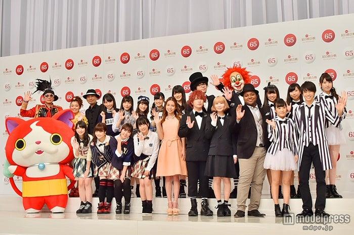 「第65回 NHK紅白歌合戦」出場歌手発表会見
