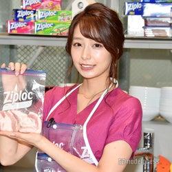 宇垣美里、透けエプロン姿で手料理「ちょっとドキドキ」