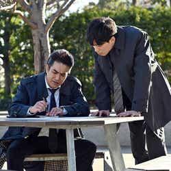 北村一輝、谷恭輔「天国と地獄 ~サイコな2人~」第8話より(C)TBS
