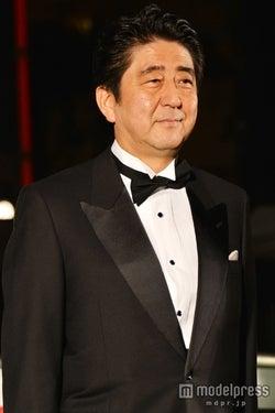 安倍晋三首相 (C)モデルプレス