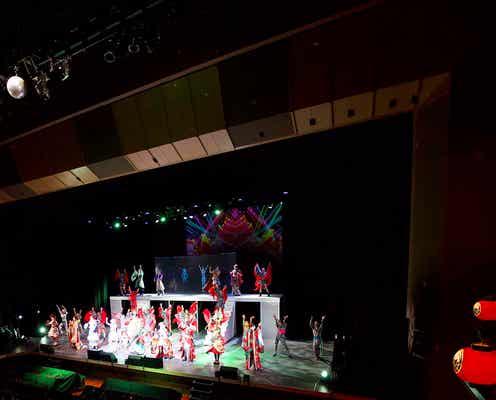Dream Ami&内田理央らで新感覚舞台 「TGC -MATSURI-」に観客うっとり