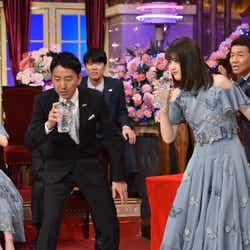 松村沙友理(C)日本テレビ