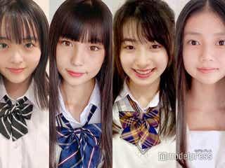 【中間速報】「JCミスコン2020」東日本Aブロック、暫定上位4人を発表<日本一かわいい女子中学生>