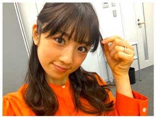 小倉優子の新ヘアに「可愛いお母さん」「春っぽい」の声