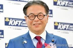 世耕弘成・経済産業大臣(C)モデルプレス