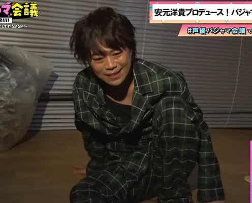 声優・浪川大輔、大ピンチ!肝試し企画で絶叫連発「全身がしびれて動けない。何だよ、これ!」
