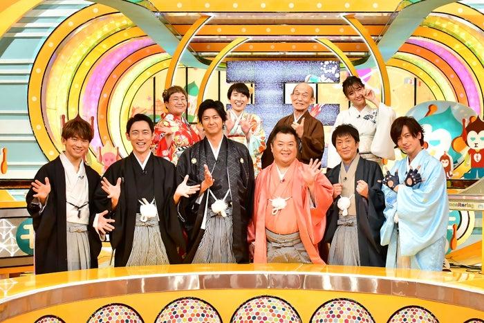 『ニンゲン観察バラエティ モニタリング』新春3時間スペシャル(C)TBS