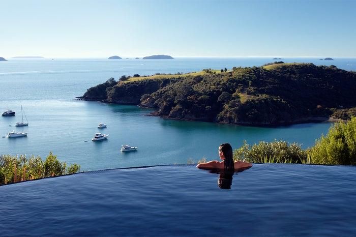 絵文字入力でおすすめ観光地が探せる!ニュージーランド航空発案「#絵文字ジャーニー」が斬新(C)Delamore Lodge