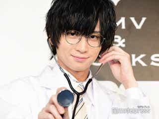荒牧慶彦、医者になりきる やりたかった仕事明かす