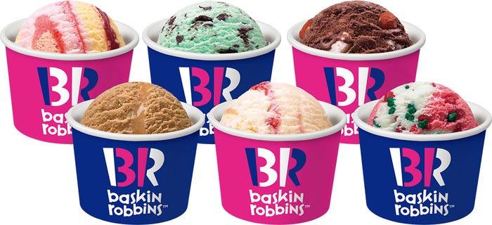 スペシャルバラエティボックス/画像提供:B‐Rサーティワン アイスクリーム