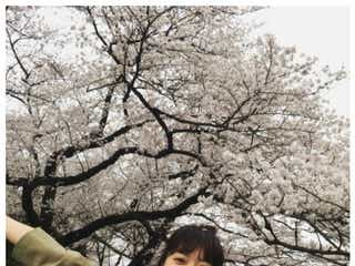 上野樹里、夫・和田唱とお花見デート「素敵な夫婦」「幸せが溢れてる」と反響