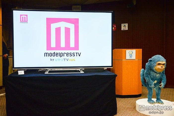 「モデルプレスTV by ひかりTV 4K」開局を発表 4K放送をNTTぷららと共同でスタート