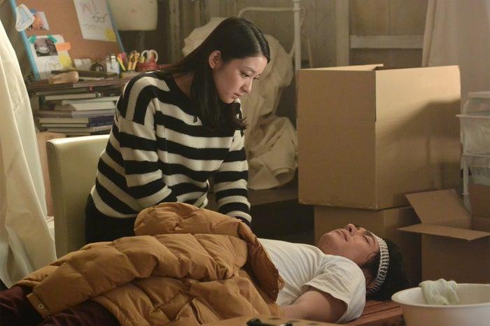 武井咲、ディーン・フジオカ/「今からあなたを脅迫します」より(画像提供:日本テレビ)