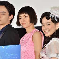 菅田将暉、太田莉菜、篠原ともえ
