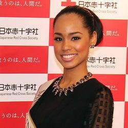 2015ミス・ユニバース日本代表、世界大会へ向け意欲