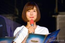 フジ山崎夕貴アナが結婚生会見「プロポーズの言葉」「なんて呼び合ってる?」永島優美アナは号泣