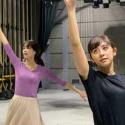 モデルプレス - 元乃木坂46・斎藤ちはるアナ、同期・下村彩里アナと「乃木坂コラボダンス」