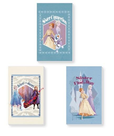 ミニメモ3個セット 800円(C)Disney