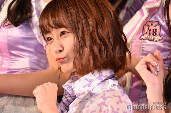太田奈緒/AKB48チーム8「その雫は、未来へと繋がる虹になる。」公演 (C)モデルプレス
