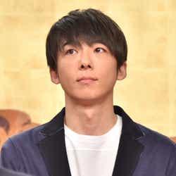 大河ドラマ「おんな城主 直虎」の出演者発表会見に出席した高橋一生(C)モデルプレス