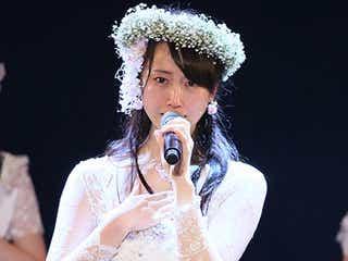 SKE48松井玲奈、ラストステージで涙「7年間すべてが宝物」