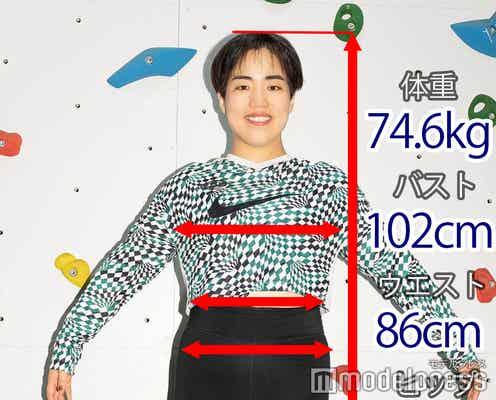 ゆりやん、現在の体重・スリーサイズ公開 1年で体重20キロ&ウエスト15センチ減
