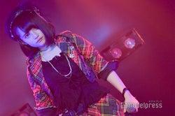矢作萌夏「虫のバラード」/AKB48柏木由紀「アイドル修業中」公演(C)モデルプレス