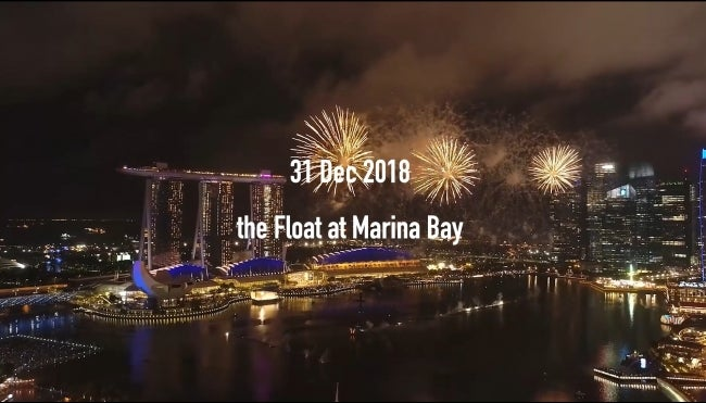 STAR ISLAND SINGAPORE COUNTDOWN EDITION(提供写真)