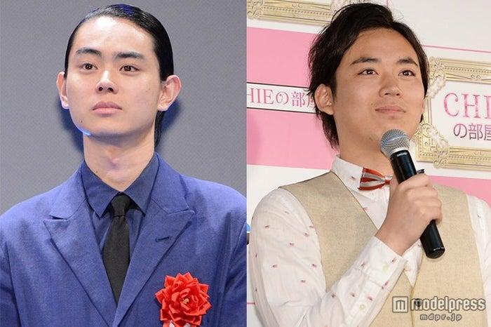 菅田将暉(左)はクマムシ佐藤とそっくり? (C)モデルプレス