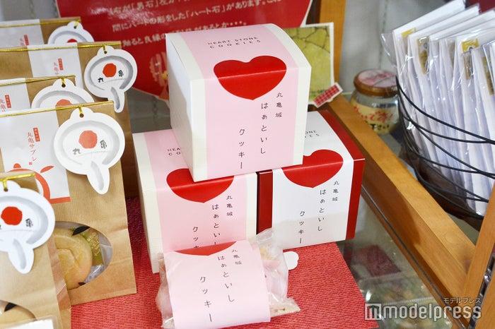 一番人気のお土産「丸亀城はぁといしクッキー」580円 (C)モデルプレス