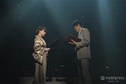 吉高由里子、「花子とアン」鈴木亮平と久々夫婦共演でハプニング発生 紅白もしっかりアピール