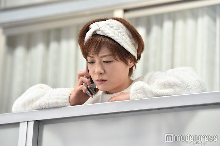 上野樹里「家族ノカタチ」第4話場面カット/画像提供:TBS