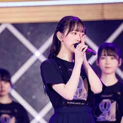 堀未央奈「乃木坂46 9th YEAR BIRTHDAY LIVE」(提供写真)