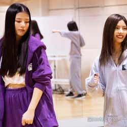 石井杏奈、SAYAKA/「E-girls PERFECT LIVE 2011→2020」リハーサルの様子(C)モデルプレス