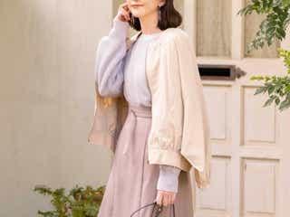 着てると褒められる♡ヘビロテしたい!しまむらのめちゃカワ「春スカート」