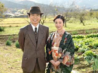V6井ノ原快彦、上戸彩とドラマ初共演で夫婦役「共演できて本当によかった」<僕が笑うと>