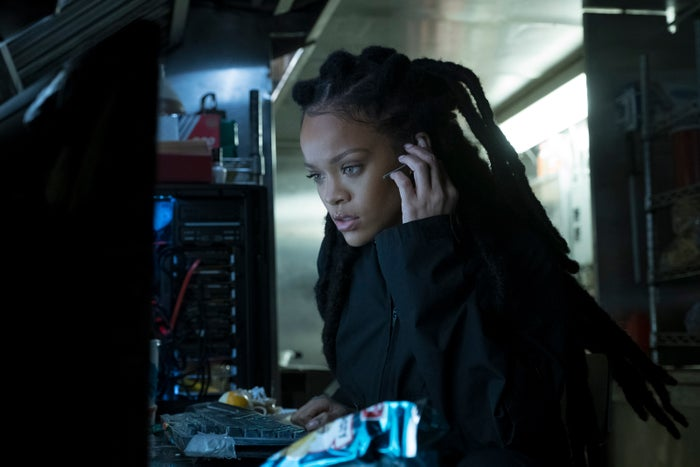 リアーナ(C)2018 Warner Bros. Entertainment All Rights Reserved.