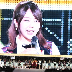 AKB48峯岸みなみ、史上初10年連続ランクイン 最後の1期生「この景色を10回見られたことに感謝」<第10回AKB48世界選抜総選挙>